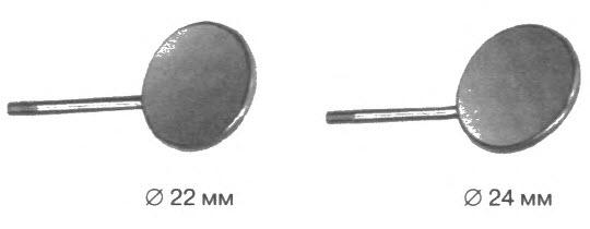 Съемная конструкция стоматологических зеркал
